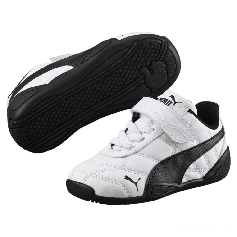 Black Friday 2020 Puma Tune Cat 3 AC Shoes INF White- Black Outlet Sale