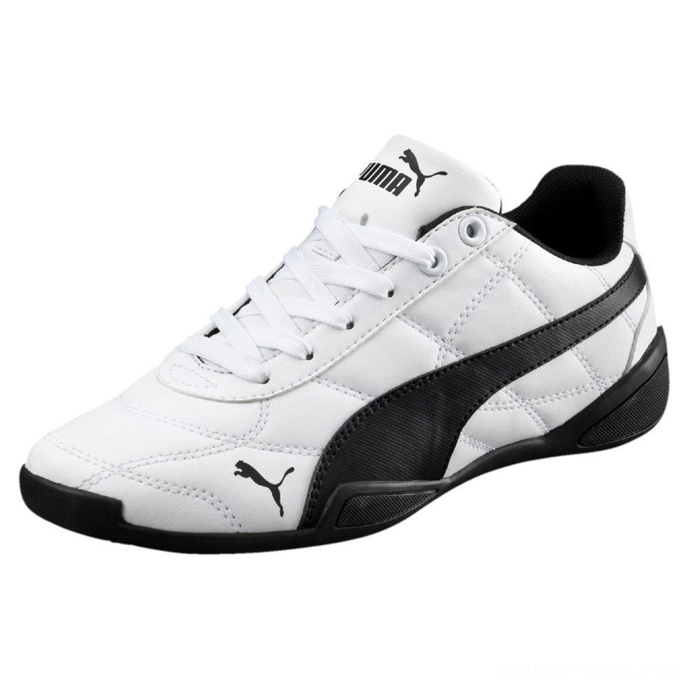 Black Friday 2020 Puma Tune Cat 3 Shoes PS White- Black Outlet Sale