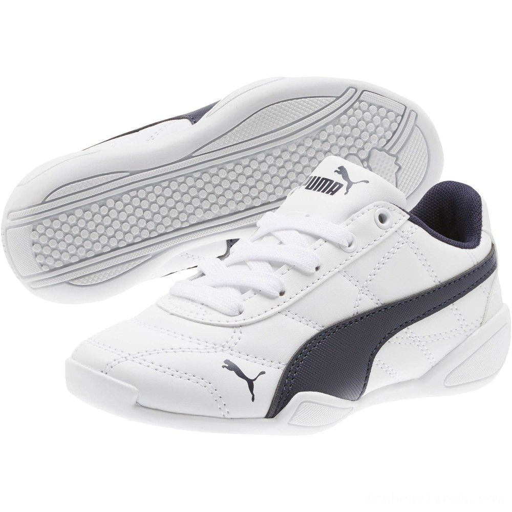 Black Friday 2020 Puma Tune Cat 3 Shoes PS White-Peacoat Outlet Sale