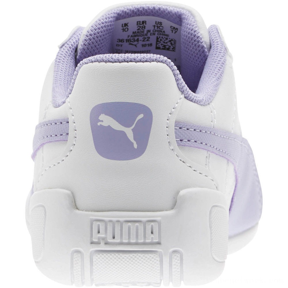 Black Friday 2020 Puma Tune Cat 3 Shoes PS White-Sweet Lavender Outlet Sale