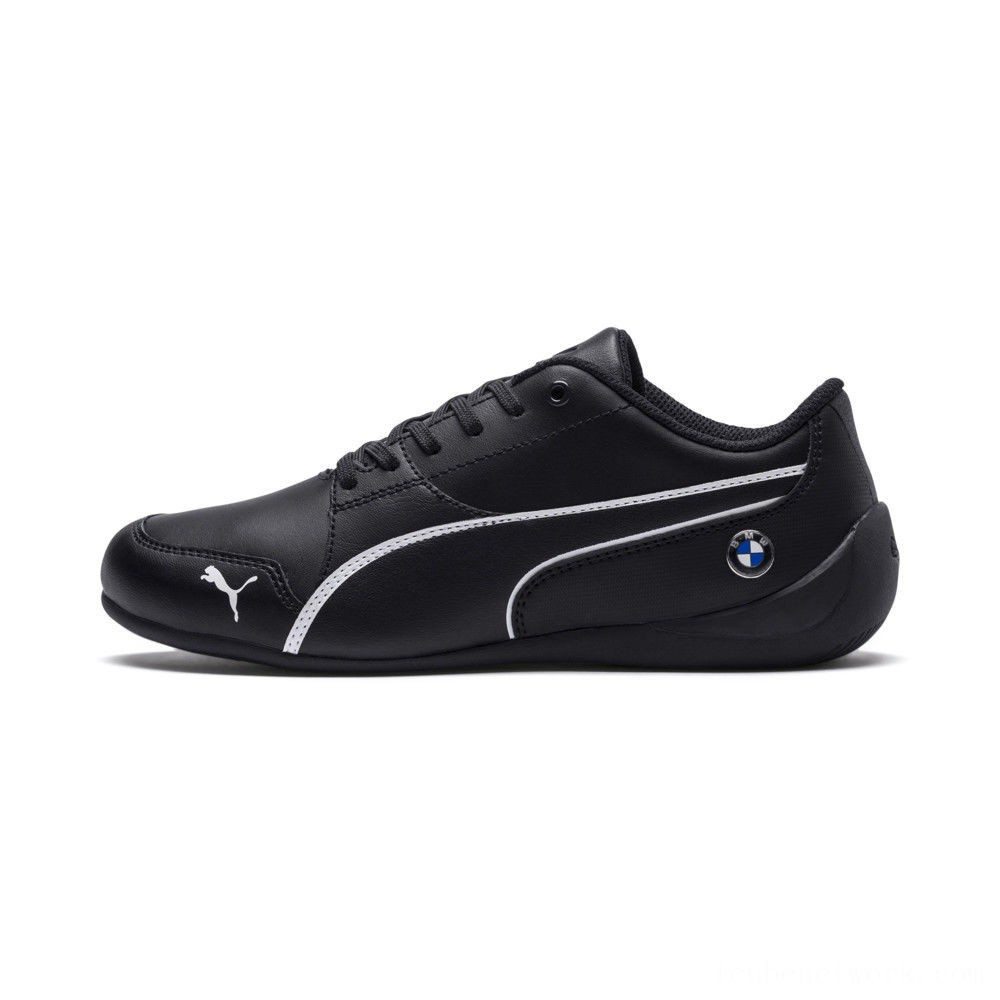 Black Friday 2020 Puma BMW Motorsport Drift Cat 7 JR Sneakers Anthracite-Anthracite Outlet Sale