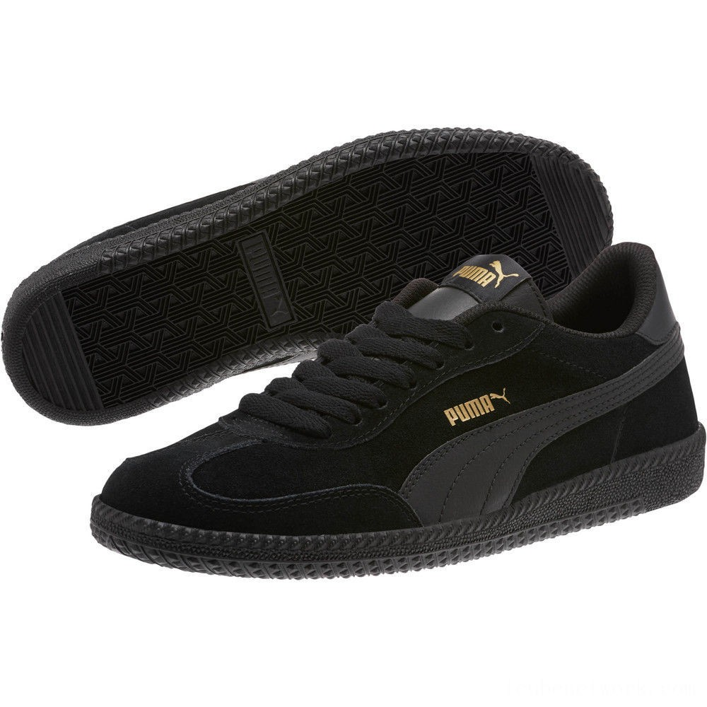 Black Friday 2020 Puma Astro Cup Suede Sneakers Black- Black Outlet Sale