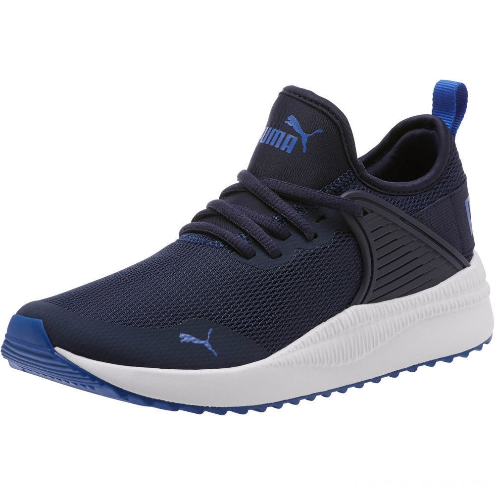 Puma Pacer Next Cage JR Sneakers Peacoat-Surf The Web Outlet Sale