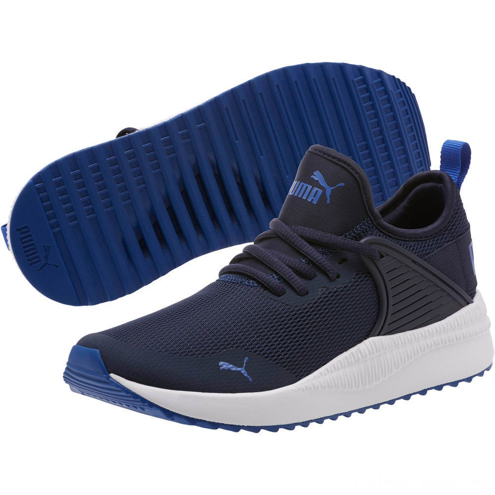 Black Friday 2020 Puma Pacer Next Cage JR Sneakers Peacoat-Surf The Web Outlet Sale