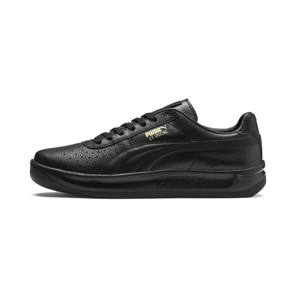 Black Friday 2020 Puma GV Special+ Sneakers Black- Black Outlet Sale