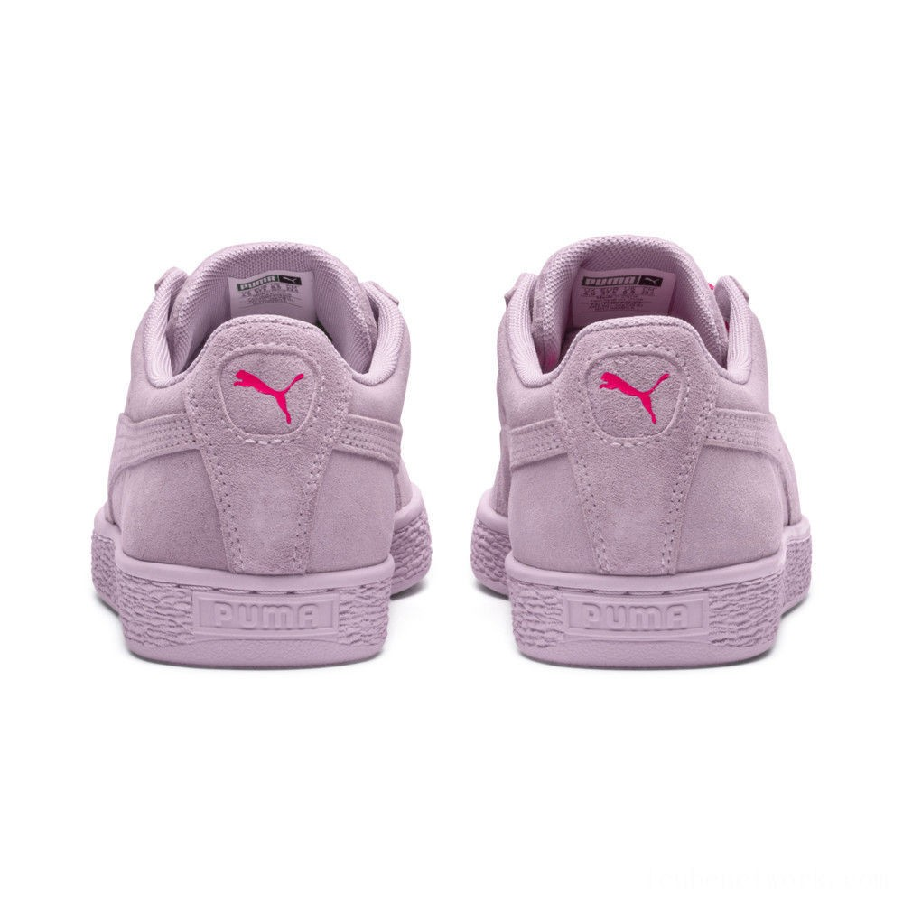 Puma Suede Classic Street 2 Women's Sneakers Wins Orchid- Aged Silver Outlet Sale