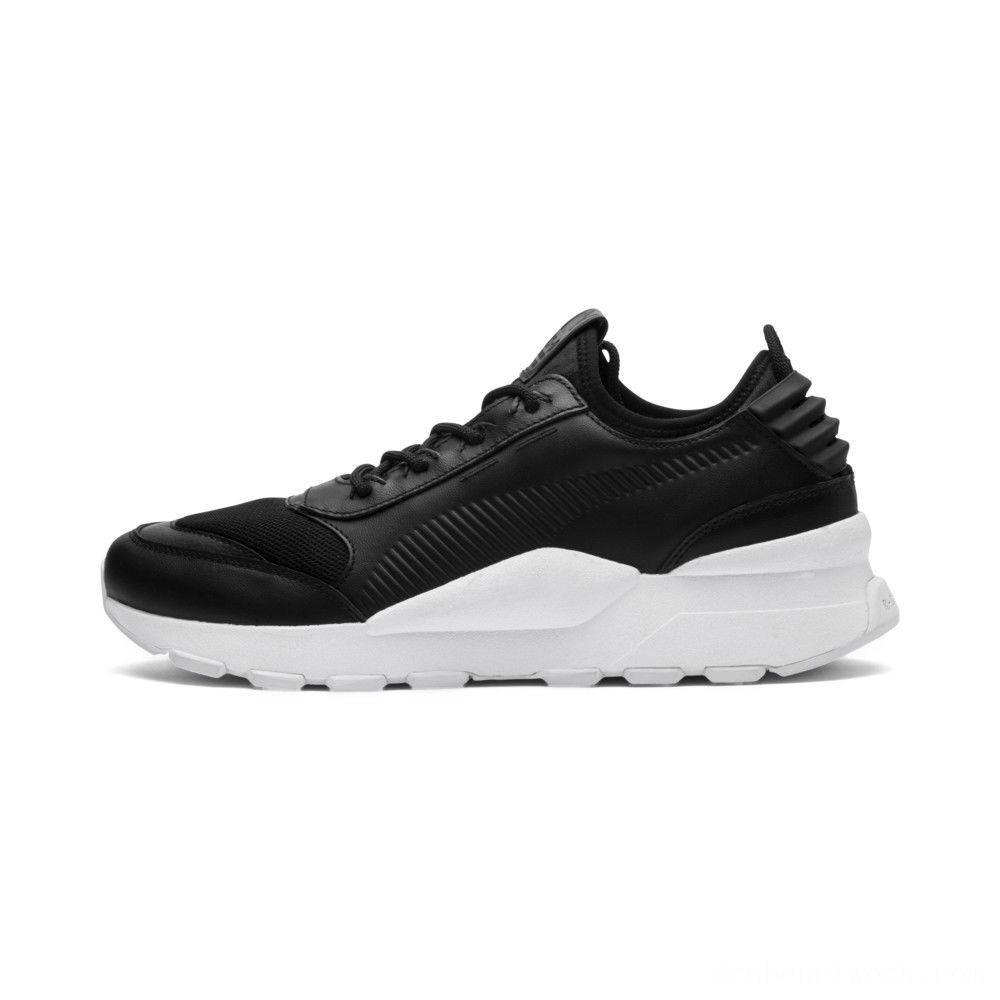 Black Friday 2020 Puma RS-0 SOUND Men's Sneakers Black Outlet Sale