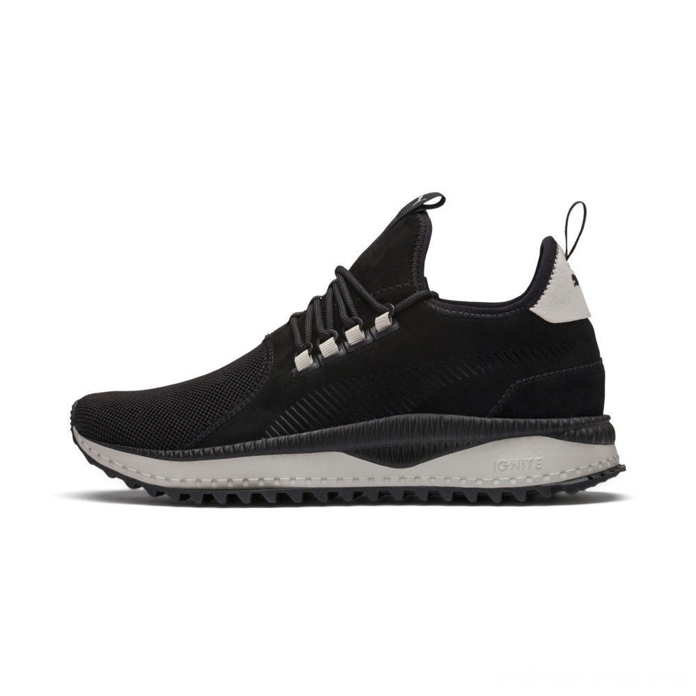 Black Friday 2020 Puma TSUGI Apex Winterized Running Shoes Blk- Blk- Wht Outlet Sale