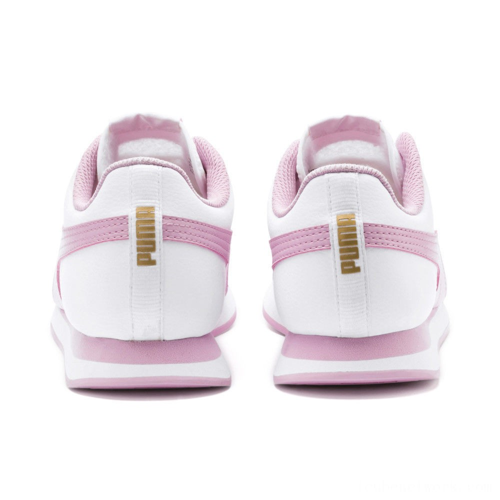 Black Friday 2020 Puma Puma Turin II Sneakers White-Pale Pink Outlet Sale