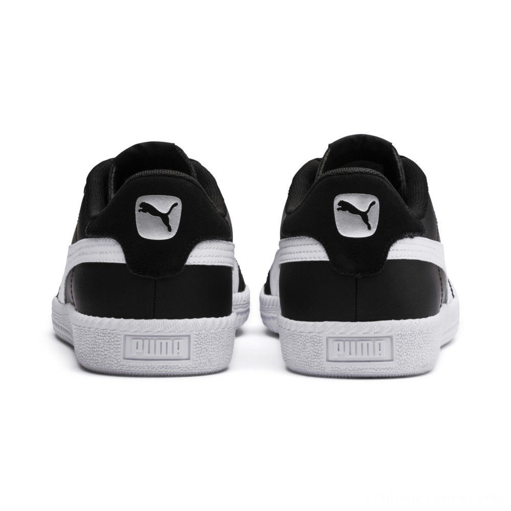 Black Friday 2020 Puma Astro Cup SL Black- White Outlet Sale