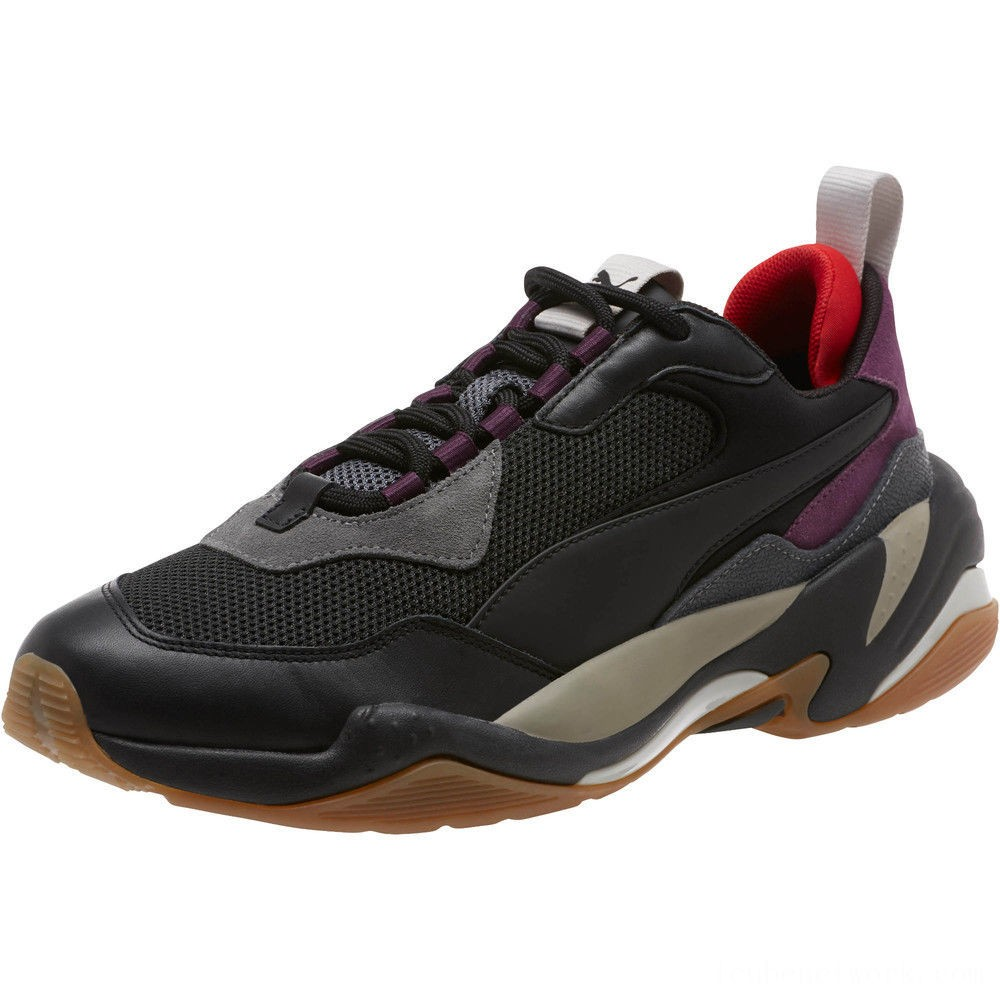 Black Friday 2020 Puma Thunder Spectra Men's Sneakers Black Outlet Sale