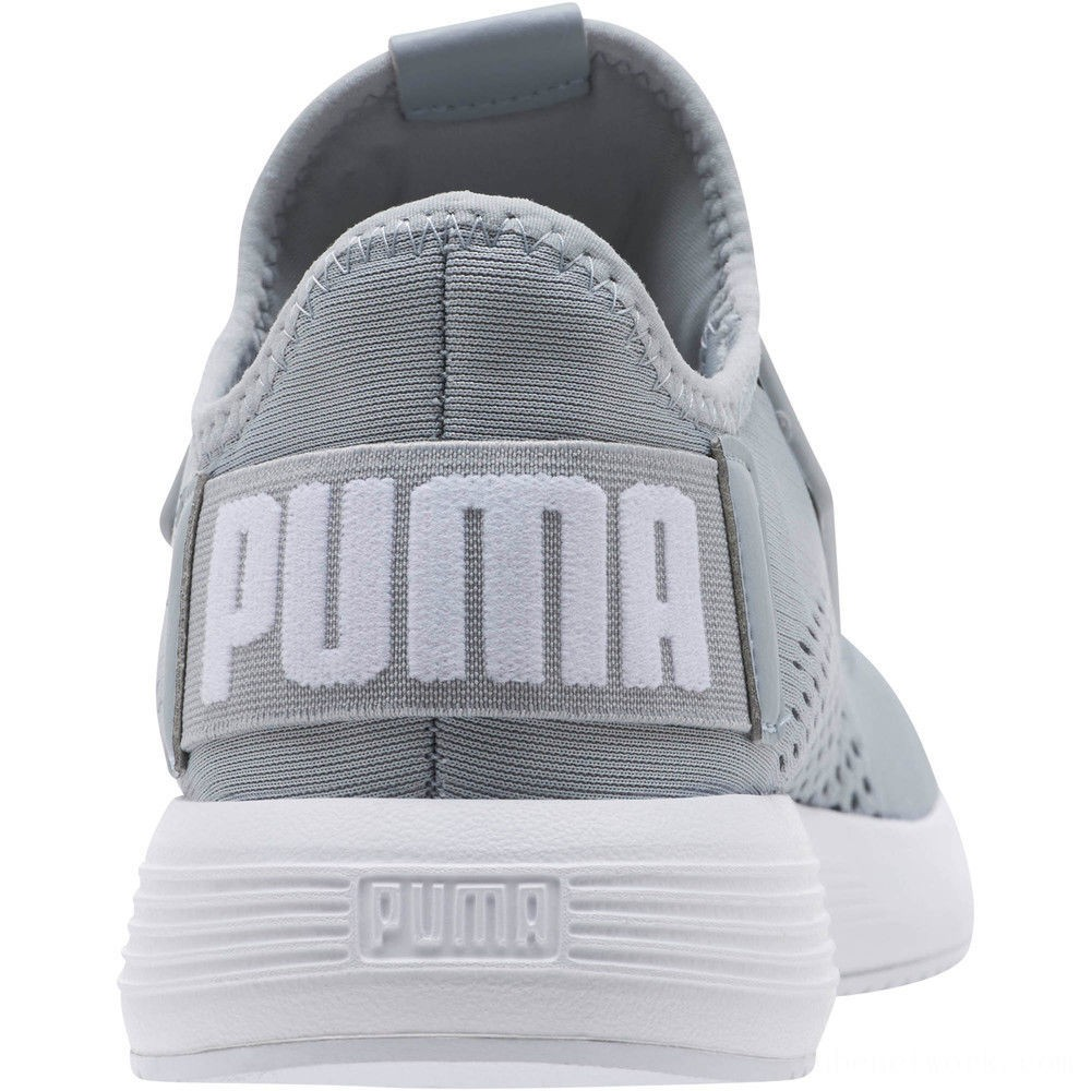 Black Friday 2020 Puma Uprise Mesh Men's Sneakers Quarry-White-White Outlet Sale