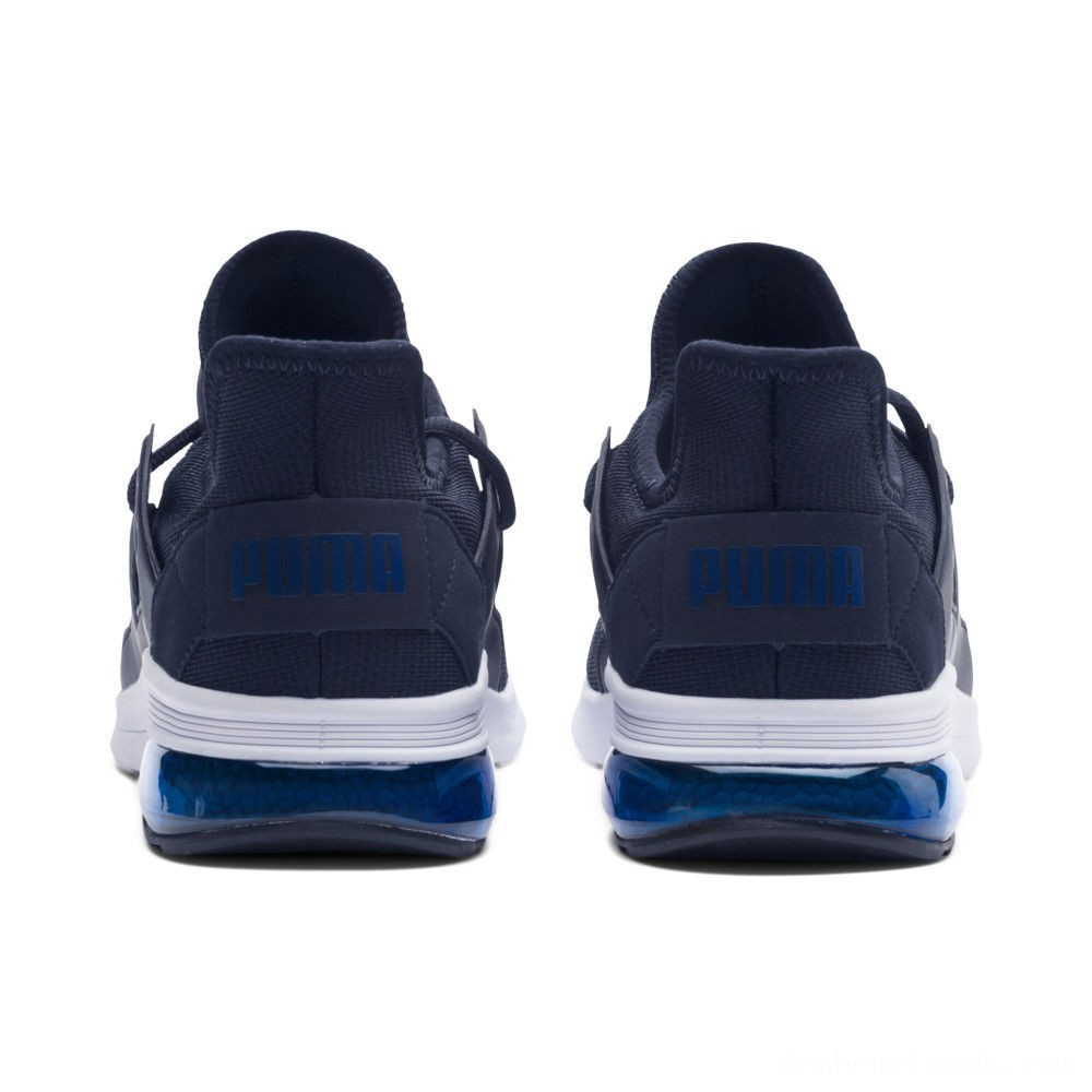 Puma Electron Street Knit Sneakers Peacoat-Sodalite Blue Outlet Sale