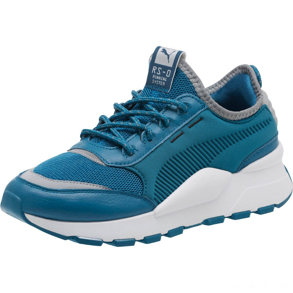 Black Friday 2020 Puma RS-0 Optic Pop Women's Sneakers Corsair- White Outlet Sale
