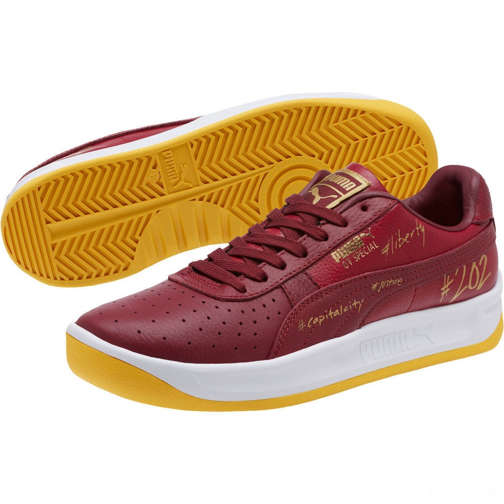 Black Friday 2020 Puma GV Special Washington DC Sneakers Corsair-Spctra Ylw-Pma Tm Gd Outlet Sale