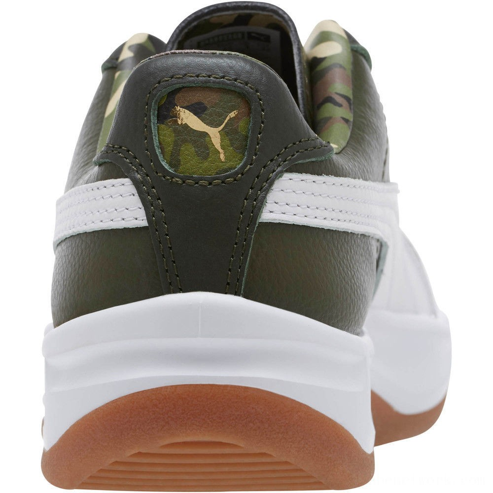 Black Friday 2020 Puma GV Special Wild Camo Sneakers Night- White- Gold Outlet Sale