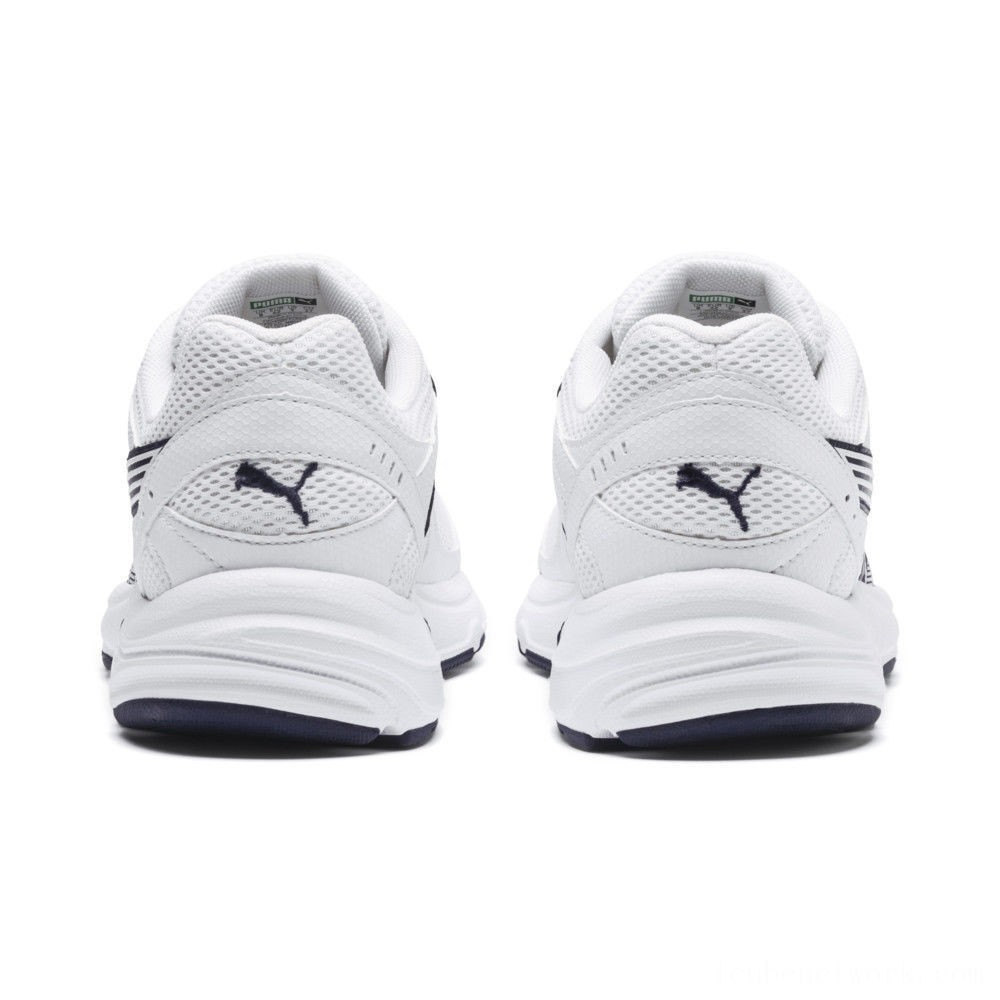 Black Friday 2020 Puma Axis Sneakers White-Peacoat Outlet Sale