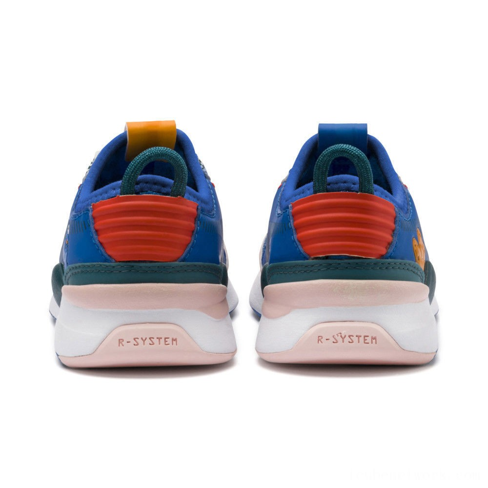Black Friday 2020 Puma Sesame Street 50 RS-0 Sneakers PSVeiled Rose-Indigo-BlueCoral Outlet Sale