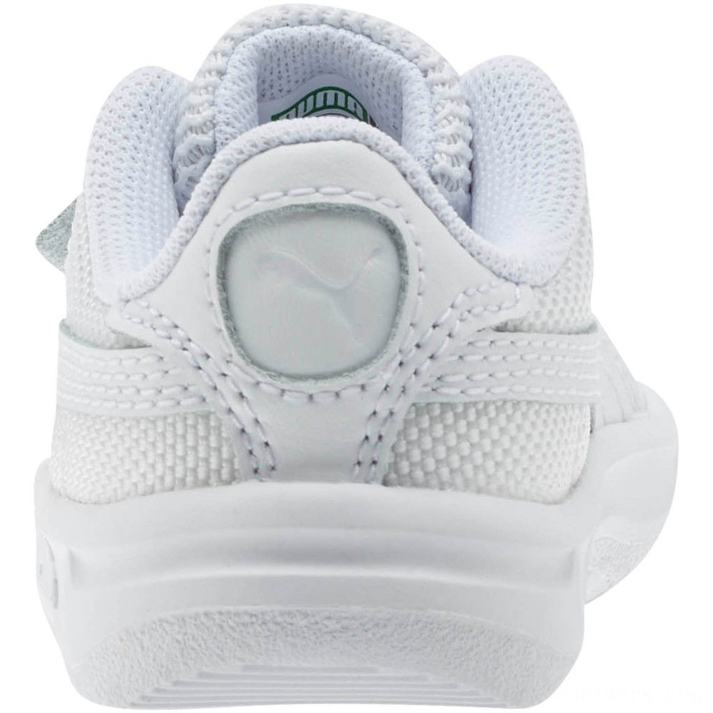 Black Friday 2020 Puma California Sneakers INFP White-P White- White Outlet Sale