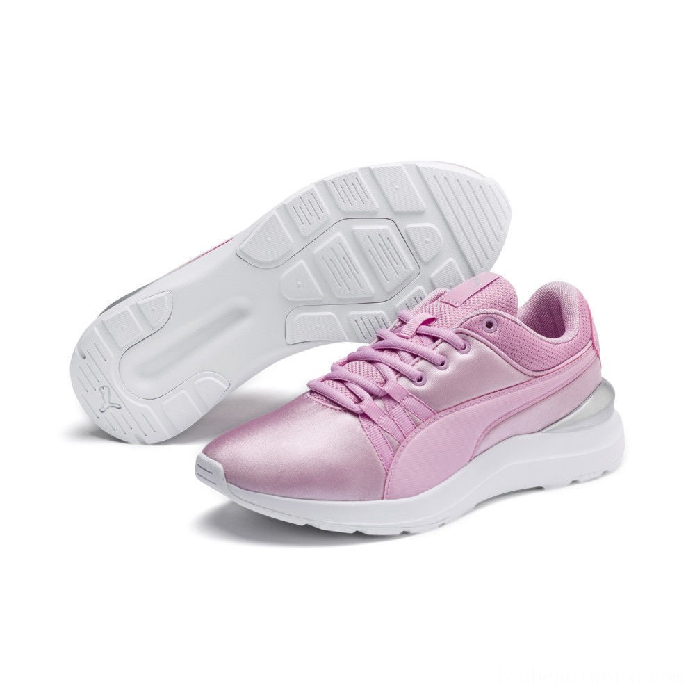 Puma Adela AC Girl's Sneakers PSPale Pink-Pale Pink Outlet Sale