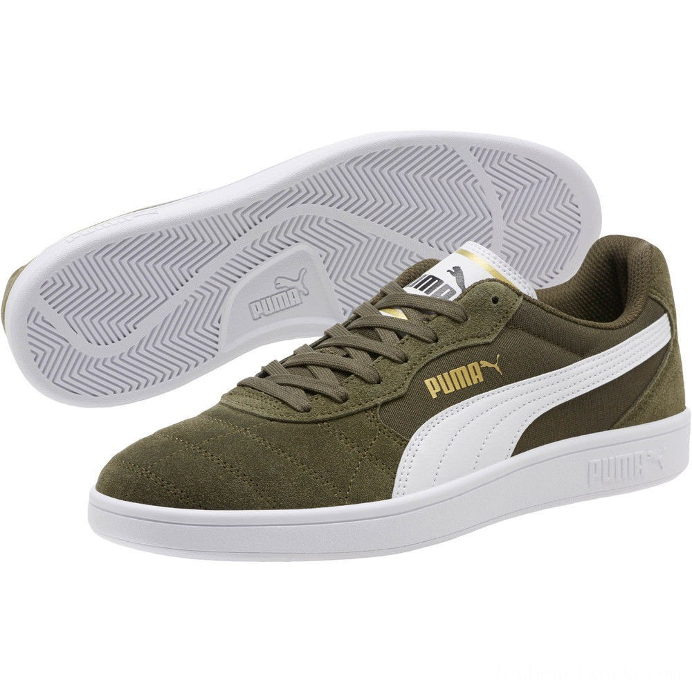 Black Friday 2020 Puma Astro KickForest Night-White-Gold Outlet Sale