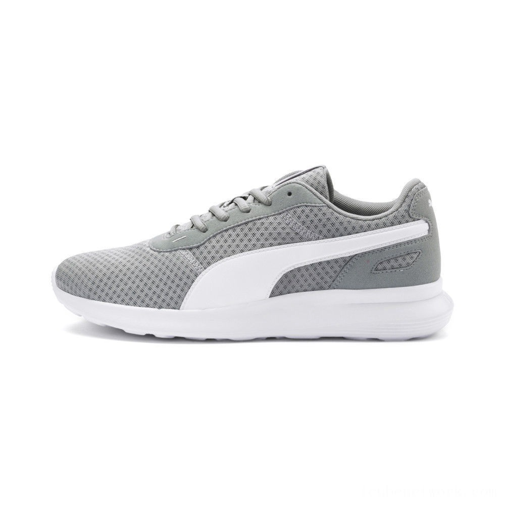 Puma ST Activate Sneakers Limestone- White Outlet Sale
