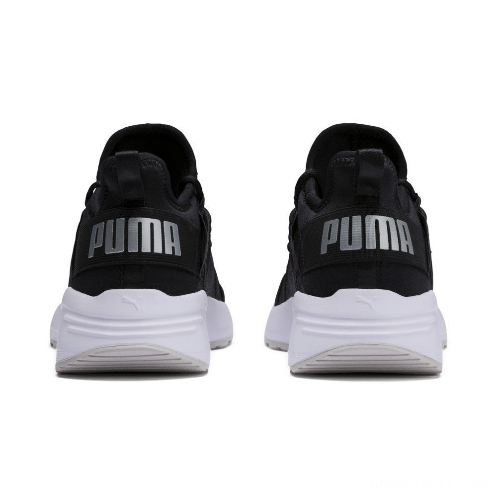 Puma Sirena Summer Women's Sneakers Black- White Outlet Sale