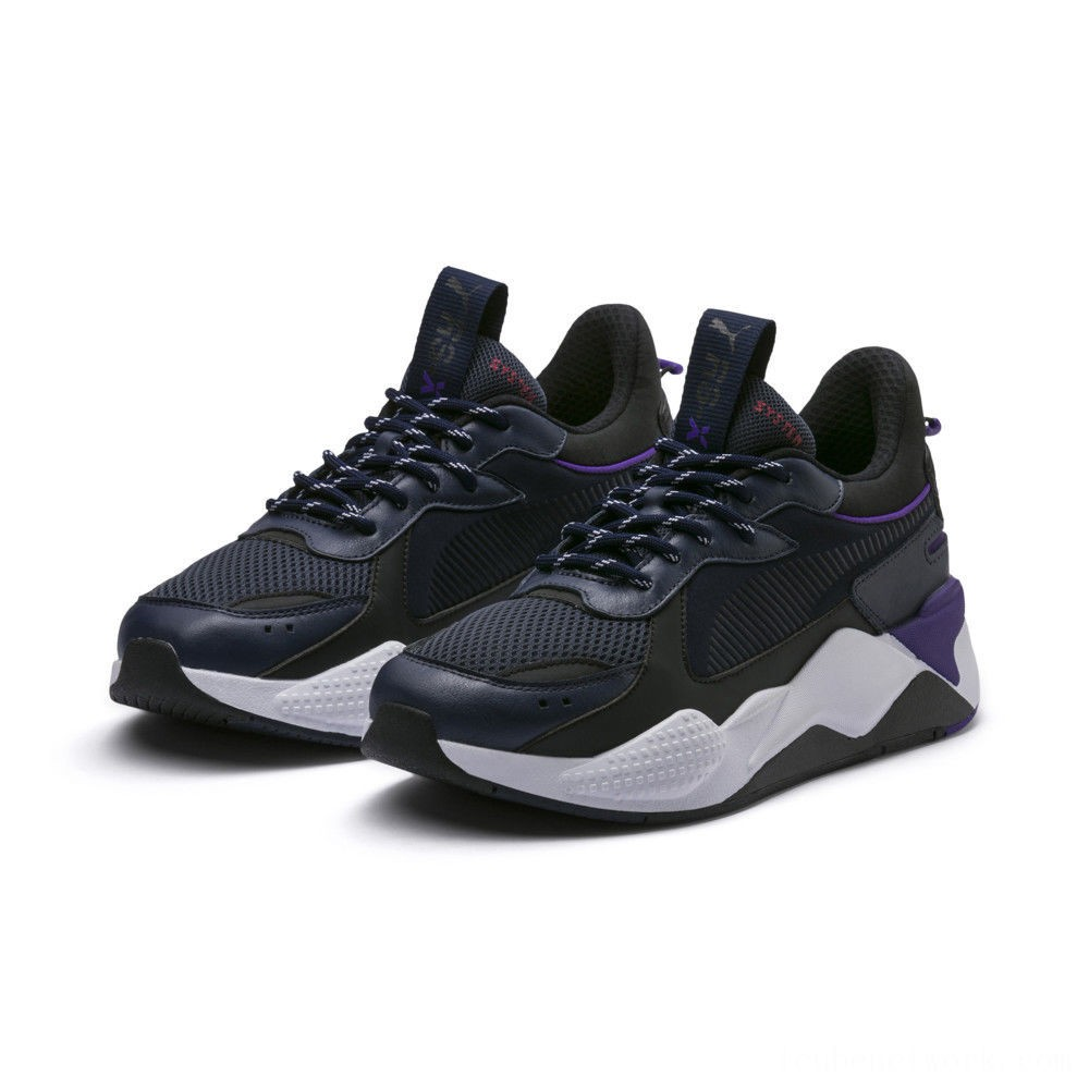 Puma RS-X Tracks New Navy- Black Outlet Sale