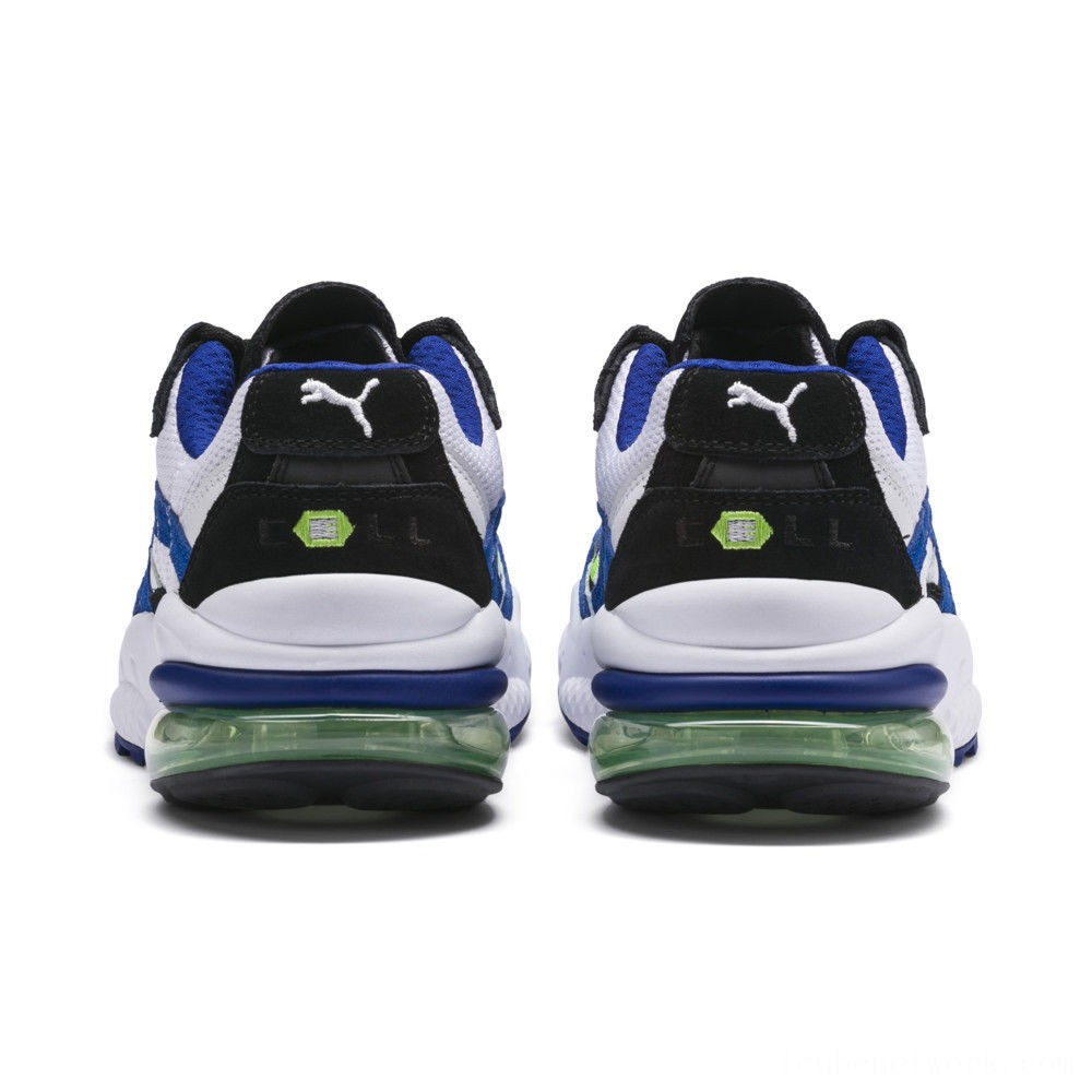 Black Friday 2020 Puma Cell Venom Men's Sneakers White-Surf The Web Outlet Sale