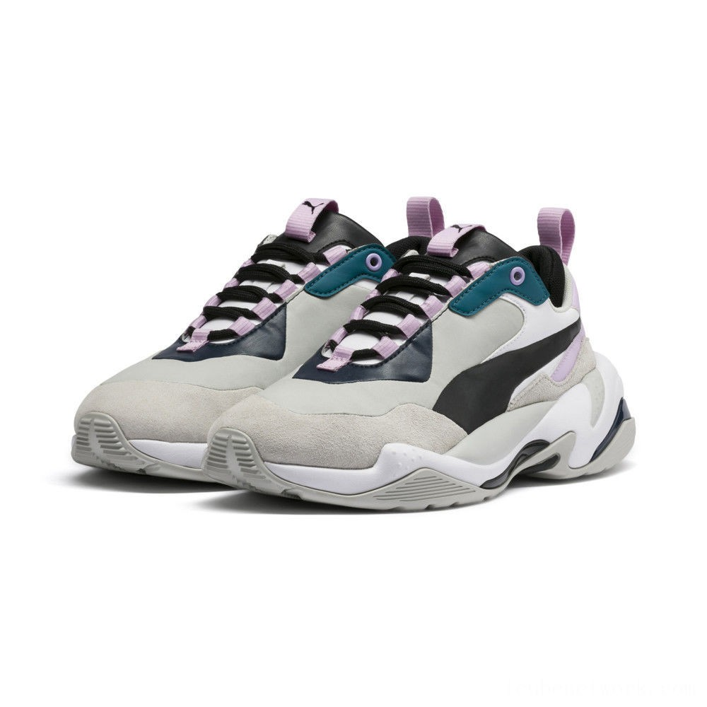 Puma Thunder Rive Droite Women's Sneakers Deep Lagoon-Orchid Bloom Outlet Sale
