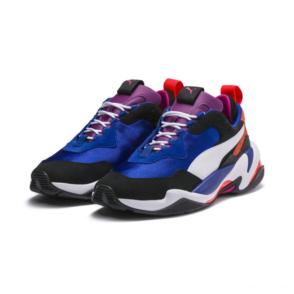 Black Friday 2020 Puma Thunder 4 Life Sneakers Surf The Web- White Outlet Sale