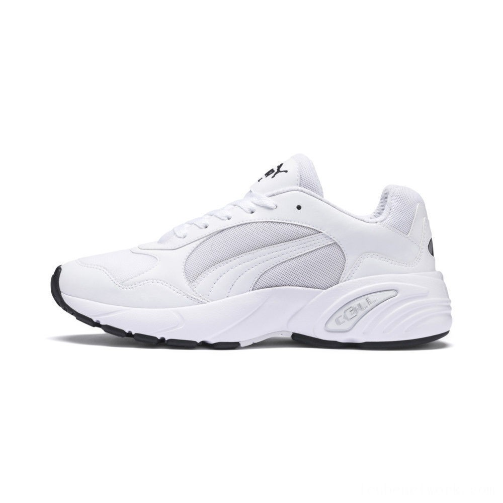 Black Friday 2020 Puma CELL Viper Sneakers White- White Outlet Sale