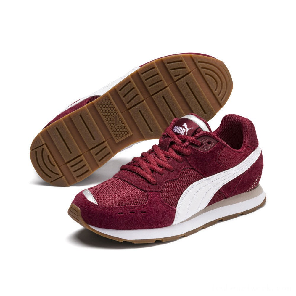 Puma Vista Sneakers JRCordovan- White Outlet Sale