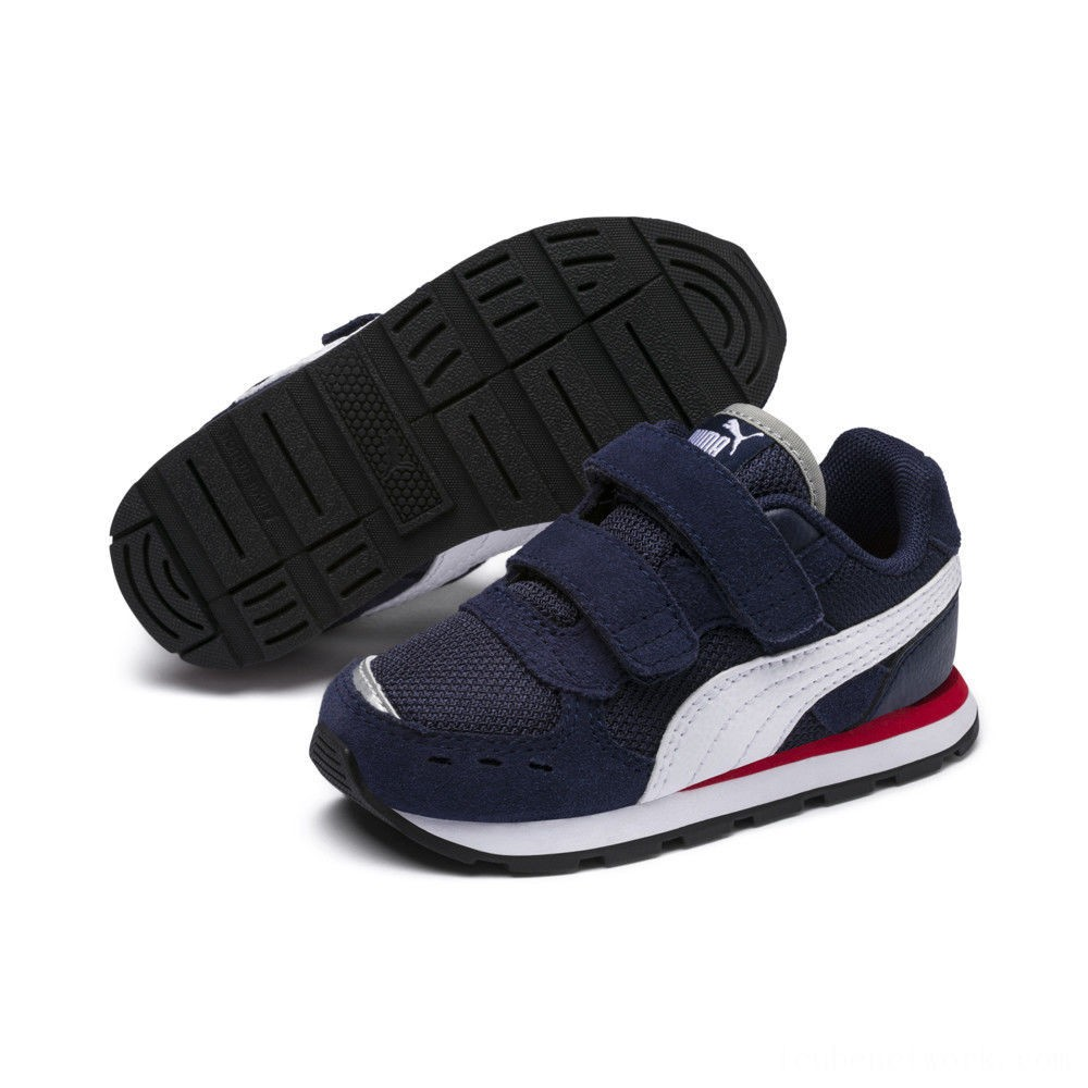 Puma Vista Sneakers INFPeacoat- White Outlet Sale