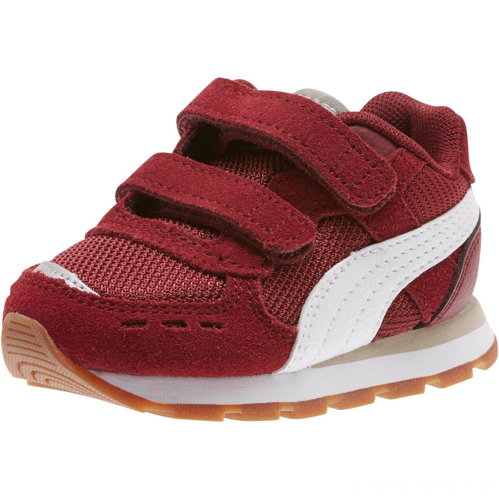Black Friday 2020 Puma Vista Sneakers INFCordovan- White Outlet Sale