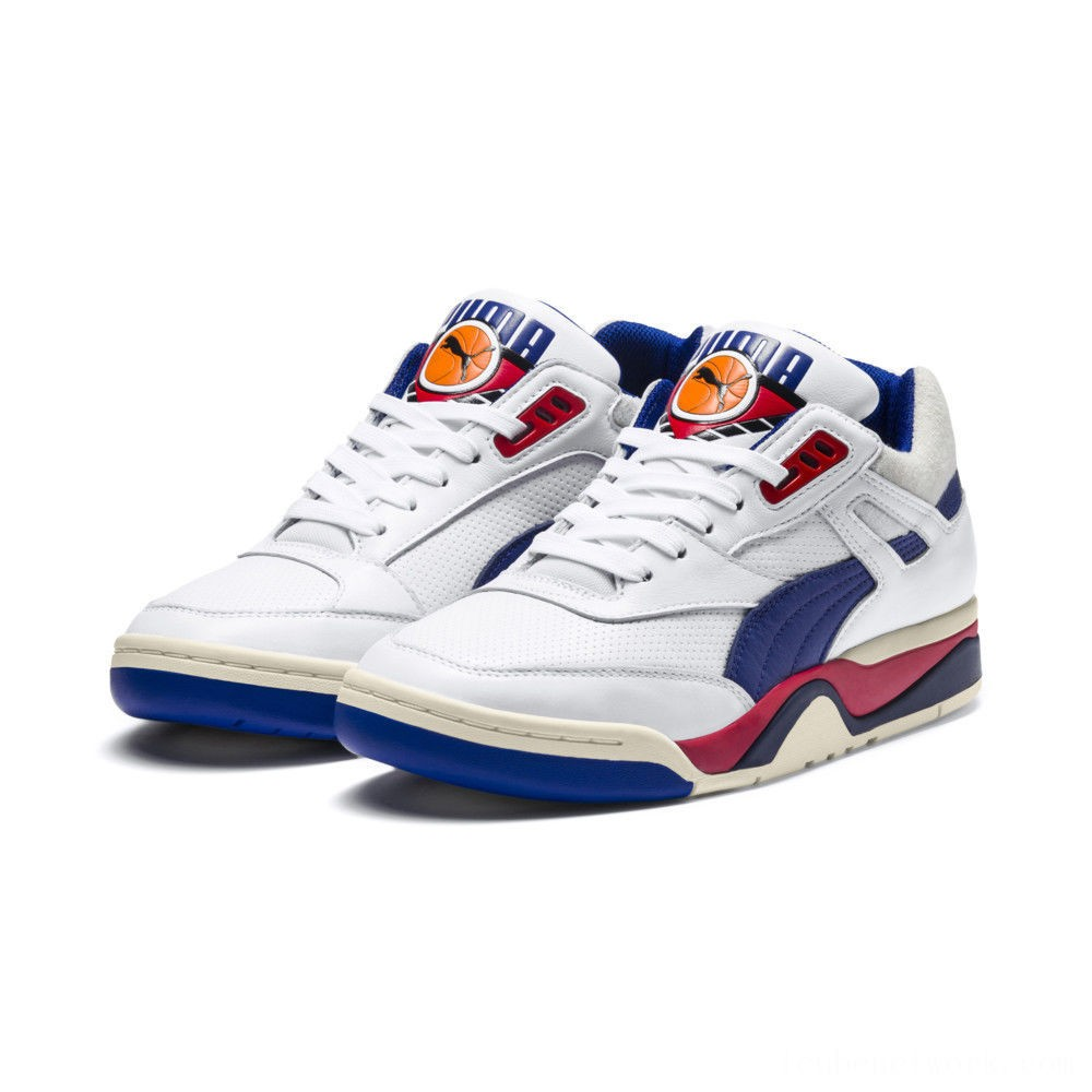 Black Friday 2020 Puma Palace Guard OG Sneakers White-Surf The Web-Red Outlet Sale