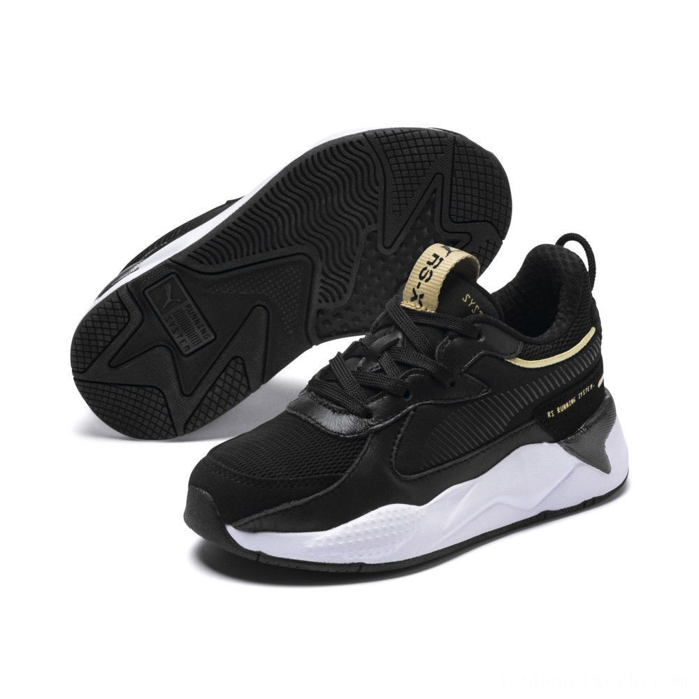 Black Friday 2020 Puma RS-X Trophy PS Black Outlet Sale