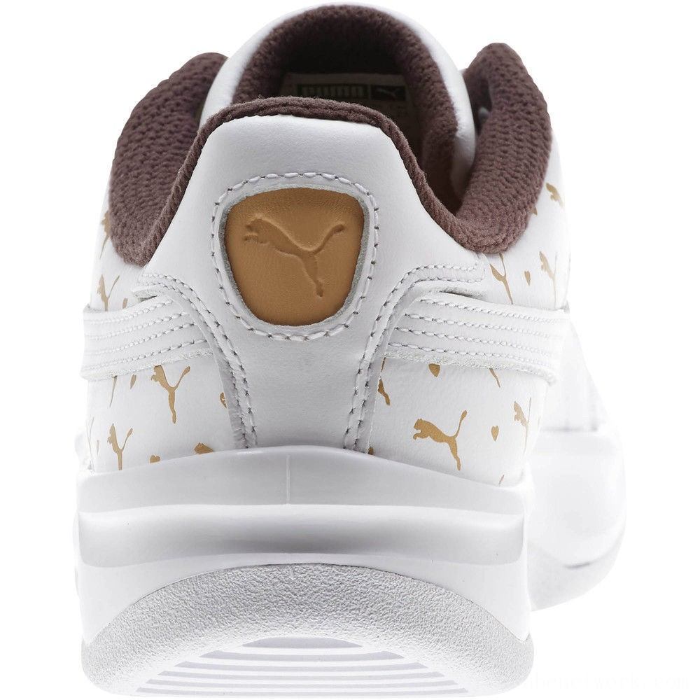 Black Friday 2020 Puma California Stud Women's Sneakers White Outlet Sale