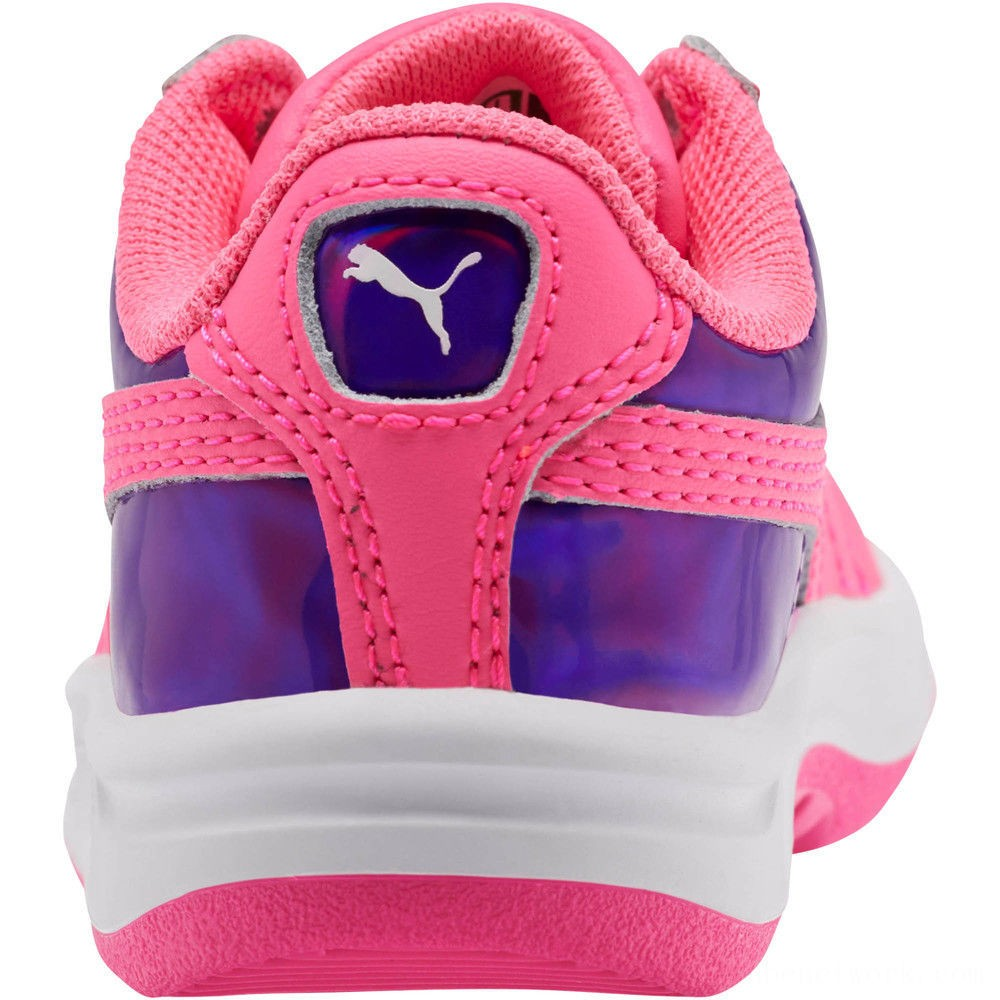 Black Friday 2020 Puma GV Special Mirror Metal Sneakers INFKNOCKOUT PINK- White Outlet Sale